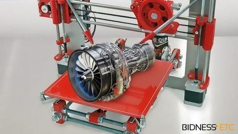 3D Printing To Disrupt Heavy Industrial Manufacturing - Bidness Etc | Peer2Politics | Scoop.it