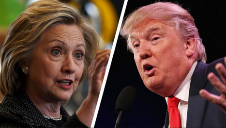Trump Leads Clinton In Average Of National Polls | Conservative Politics | Scoop.it