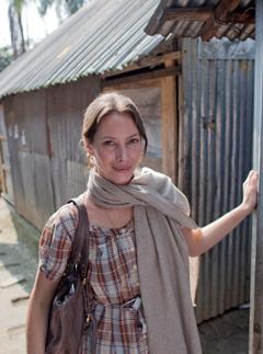 Christy Turlington tackles maternal mortality | Ogunte | Women Social Innovators | Scoop.it