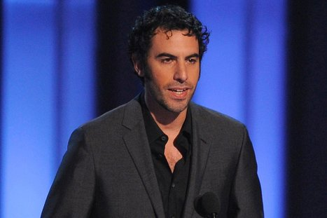 Sacha Baron Cohen Becomes Landlord | Commercial Real Estate Minnesota | Scoop.it