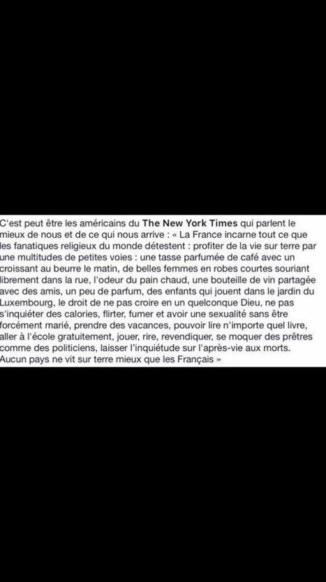 Vivre en France : définition | Think outside the Box | Scoop.it
