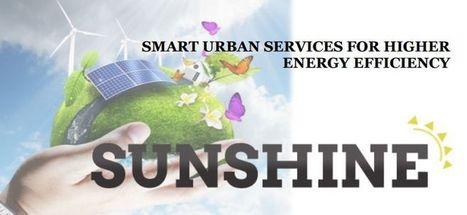 Creación de una plataforma digital inteligente para aumentar la eficiencia energética urbana | Innovación cercana | Scoop.it