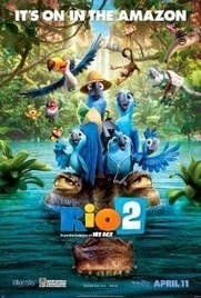 Movie Review: RIO 2 Is A Beautiful Journey Made Especially For Kids And Their Family. | Hollywood | Scoop.it