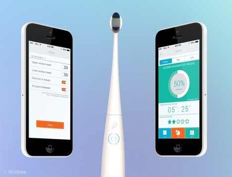 CES 2014: Kolibree's Connected Intelligent Toothbrush Unveiled | International Business Times, India Edition | Scoop.it