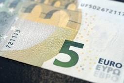 Het 5-eurobiljet is vanaf nu anders - vergelijk oud en nieuw | Creative Feeds | Scoop.it