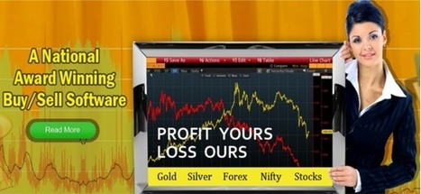 Stock Analysis Software, Commodity Trading in Chandigarh, India | Forex Trading Software India | Scoop.it
