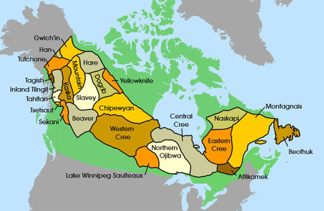 The Subarctic People - Groups in this Region   First Nations and Early Explorers   Scoop.it
