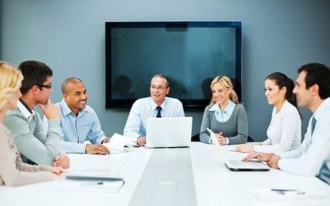 Social Collaboration Tools Can Make Your Business More Efficient | Business Futures | Scoop.it