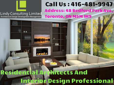 Residential Architects & Interior Design Professional – Toronto | Residential Architects Toronto | Scoop.it