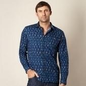 Blue Floral Shirt - Just Be Fancy | Online Clothes for Men | Scoop.it