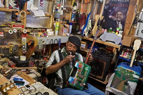 The Legends of Mississippi Blues You've Never Heard Of | Found Sounds | Scoop.it