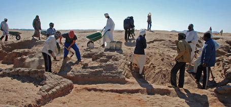 In Sudan, Archaeologists Unearth Ancient Kingdoms | Ancient Egypt and Nubia | Scoop.it