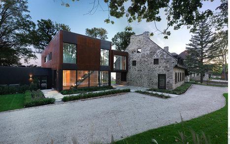 Bord-du-Lac House | Art, Design & Technology | Scoop.it