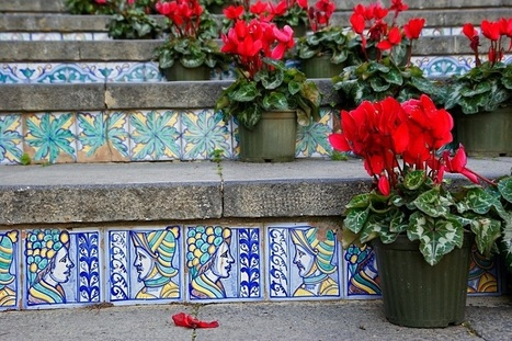 Pottery and Ceramics of Sicily - The Hotel Specialist | Marketing & Publicity | Scoop.it
