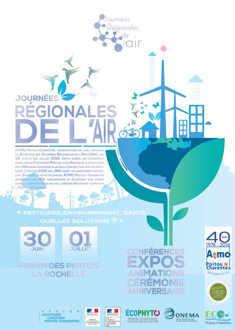 Journée Régionale de l'Air en Poitou-Charentes | ATMO France | Scoop.it