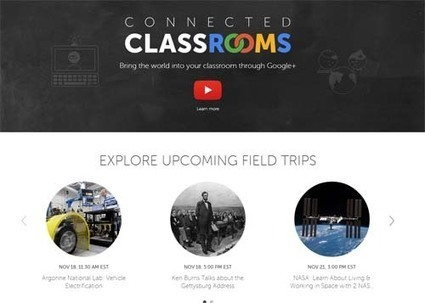 Excursiones virtuales con Connected Classrooms de Google | Recull diari | Scoop.it