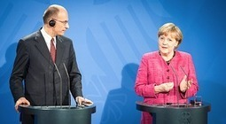 Italy and Germany share 'federalist vocation' | Eurocrisis | Scoop.it