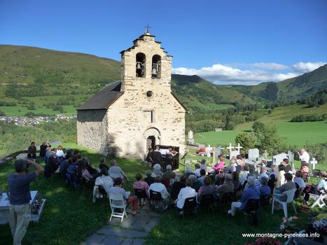 Csardas, valses et danses espagnoles dans le cadre enchanteur d'Ens | Vallée d'Aure - Pyrénées | Scoop.it