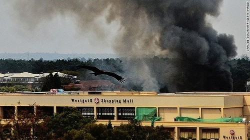 Source: 6 suspects behind Kenya's Westgate mall attack, including woman