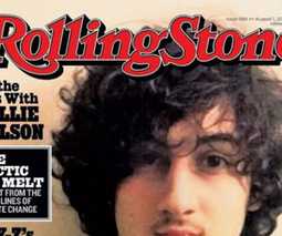 'Rolling Stone' sparks outrage with cover photo of Boston bombing suspect (update) | Pop Culture | Scoop.it