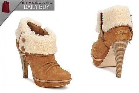 Daily Buy: UGG Georgette Ankle Boot | StyleCard Fashion Portal | StyleCard Fashion | Scoop.it