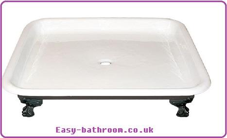 Duravit Shower Trays | Bathrooms Accessories | Scoop.it