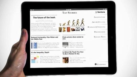 Zite: una de las mejores herramientas para la sindicación de contenidos | Universo Abierto | Educacion, ecologia y TIC | Scoop.it