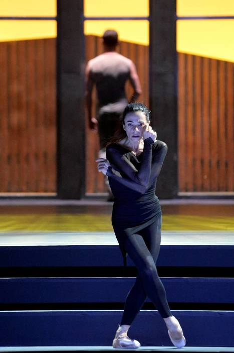 "Alessandra Ferri: ""Prefiero decidir con mi corazón"" | Aprendizajes 2.0 | Scoop.it"