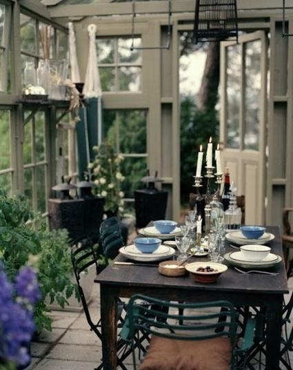 Fenêtres, vérandas et puits de lumière: les clefs d'une maison lumineuse | Cocon de décoration: le blog | Aménagement et décoration | Scoop.it