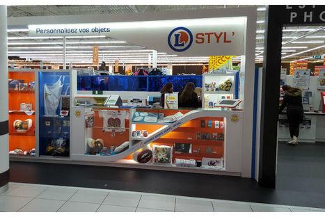 Leclerc ouvre Styl', son concept consacré à la personnalisation des objets | News Parabellum, Grande Distri & Conso | Scoop.it