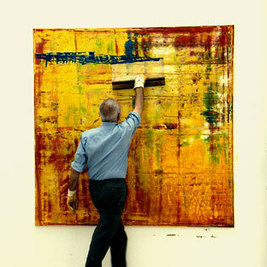Gerhard Richter Painting | official film site | Contemporary Art | Scoop.it