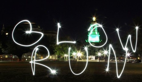 Glow run to push fitness - The Baylor Lariat   Health   Scoop.it