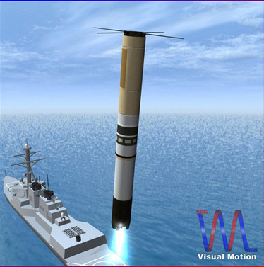 MK-234 Nulka Decoy 3D - 3D Library Blog | 3D Library | Scoop.it