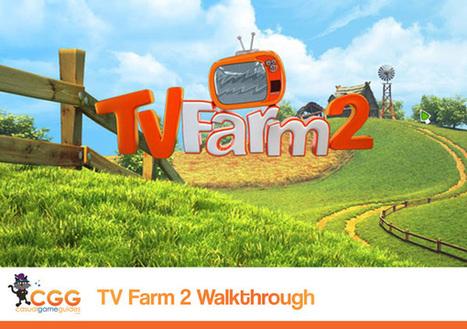 TV Farm 2 Walkthrough: From CasualGameGuides.com | Casual Game Walkthroughs | Scoop.it