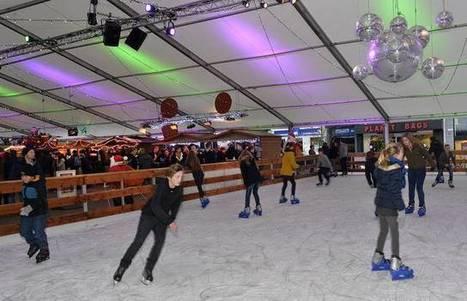 HLN: Eerste schaatsers op ijspiste   Gazet van Turnhout   Scoop.it
