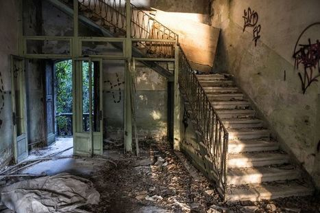 Horror Islands: 7 Legendary Haunted & Contaminated Wonders | Abandoned Houses | Scoop.it