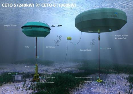 World's first grid-connected wave power station switched on in Australia | Investing in Renewable Energy | Scoop.it