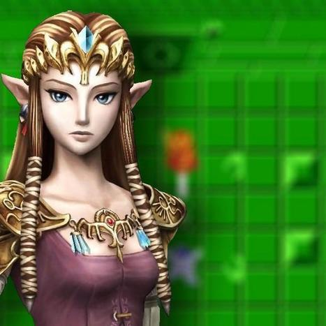 What would happen if Princess Zelda was the one to save Link ? | A Voice of Our Own | Scoop.it