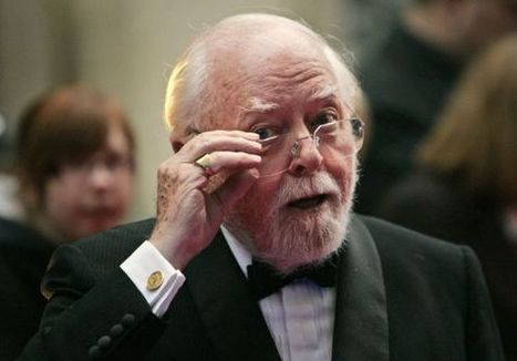 Richard Attenborough, actor de corazón, director de cabeza | Arte, Literatura, Música, Cine, Historia... | Scoop.it
