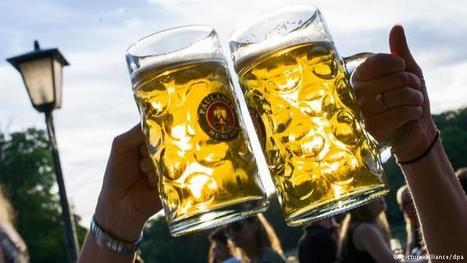 Bavarian beer sets new record, figures show - Visit Germany - DW.DE | International Beer News | Scoop.it