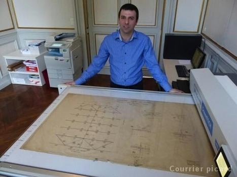 Les archives picardes pour tous - Le Courrier picard | Nos Racines | Scoop.it