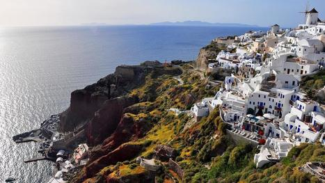 The many shades of #Santorini | travelling 2 Greece | Scoop.it