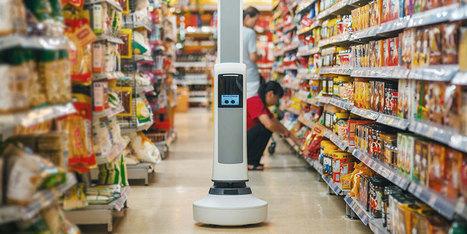 Simbe Robotics dévoile Tally, un robot pour supermarchés | La Transition sociétale inéluctable | Scoop.it