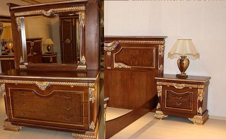 Defne Klasik Yatak Odası | Yatak Odaları | Scoop.it