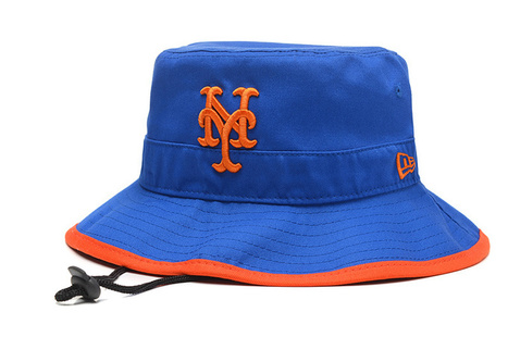 MLB New York Mets Blue Bucket Hat_Bucket Caps_Hats & Caps_Shopping the cheapest brand clothings and accessories | Other Brand Clothings | Scoop.it