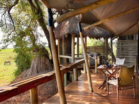 Botswana: découvrez le meilleur hôtel de luxe de l'année - Canoë | Institut de beaute | Scoop.it