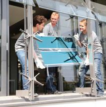 Heliatek demonstrator shows potential of organic BIPV | +Plastic Electronics | WIP Weekly News | Scoop.it