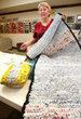 Group of volunteers crochet shopping bags into sleeping mats for the homeless - Anniston Star | how to read crochet pattern and the best quality yarn for crochet | Scoop.it