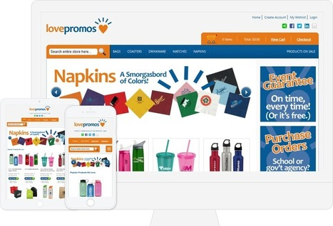 Love Promos - Magento Online Shopping Store By Biztech Consultancy | Ecommerce | Scoop.it