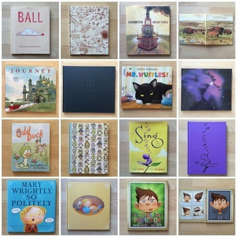 Gallery: These Picture Books Have Secrets — @100scopenotes 100 Scope Notes | Books, Books, and All About Books! | Scoop.it